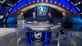 Download Nash, Ryan on opposite spectrums of expansion draft Video