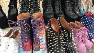 Download JEFFREY CAMPBELL SHOE COLLECTION Video