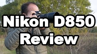Download Nikon D850 Review For Wildlife, Landscape, and Nature Photographers Video
