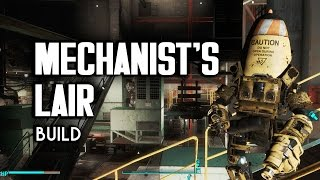 Download Mechanist's Lair ″Lived-In″ Settlement Build - Fallout 4 Settlements Video