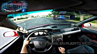 Download Honda Civic turbo se le va a la fuga a la Policia en Puerto Rico Video
