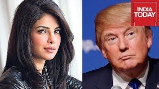 Download Priyanka Chopra Attacks Donald Trump At Time 100 Gala Video