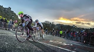 Download Grueling Uphill Bike Race - Red Bull Hill Chasers Video