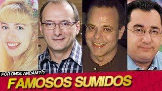 Download POR ONDE ANDA BRITO JÚNIOR? | APRESENTADORES SUMIDOS | POR ONDE ANDA JORGE KAJURU? Video