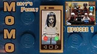 Download LEGO MOMO horror STOP MOTION ANIMATION Marty's Family Episode 1 Video