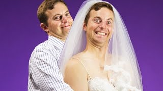 Download The Try Guys Try Wedding Dresses Video