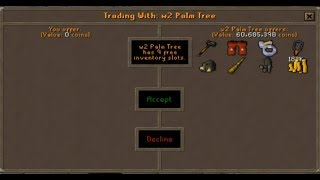 Download Skull Tricking Noobs For Bank (OSRS) Video