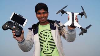 Download Best RC Drone Under 3000rs | XIANGYU XY017HW 2.4GHz 4Ch RC Drone Unboxing & Testing | Shamshad Maker Video