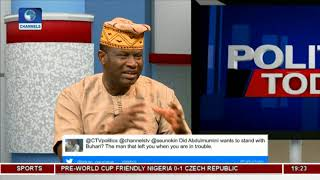 Download I See A Bunch Of Politicians, Who Are Not Taking The Business Of Govt Seriously, Ogunye Blast NASS Video