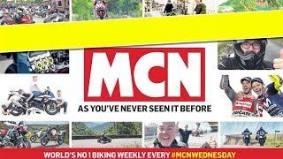 Download Claim a FREE copy of MCN   Motorcyclenews Video