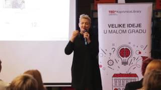 Download Je li oblikovanje frizure postalo važnije od mozga djeteta? | Irena Orlović | TEDxKoprivnicaLibrary Video