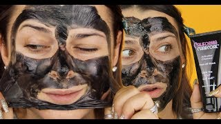 Download California Charcoal PEEL OFF MASK | HIT OR MISS? | Andrea Solis Video