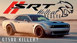 Download 2019 Hellcat Redeye: GT500 KILLER? (797 HP & Everything We Know) Video