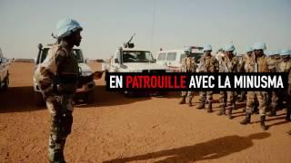 Download En mission dans le Nord du Mali avec les Casques Bleus de la MINUSMA Video