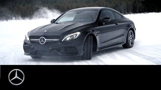 Download Mercedes-Benz Project CARS 2: Ice Training with Nic Hamilton Video