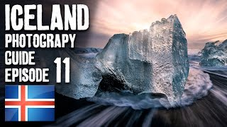 Download Landscape Photography in Iceland - Episode 11 - Jökulsárlón and Icy Beach Video