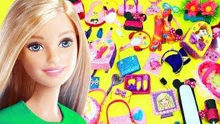 Download 100 DIY Miniature Barbie Dollhouse Accessories & Lifehacks #7 - simplekidscrafts Video