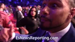 Download GOTTA WATCH Garcia fan GOES OFF on Keith THURMAN !!! - EsNews Boxing Video