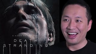 Download Death Stranding Game Awards 2016 Trailer Reaction and Review Video