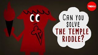 Download Can you solve the temple riddle? - Dennis E. Shasha Video