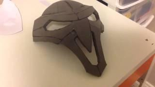 Download How-To | EVA Foam Reaper Mask | Overwatch Video