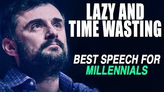 Download GREATEST SPEECH EVER - Gary Vaynerchuk on Millennials and Procrastination | MOST INSPIRING! Video