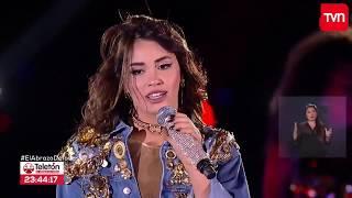 Download Todo el talento de Lali en el escenario del Nacional | Teletón 2017 Video