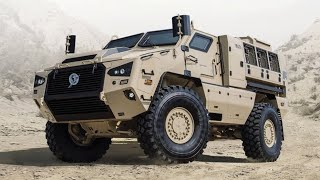 Download 10 Newest Military Armored Vehicles In The World Video