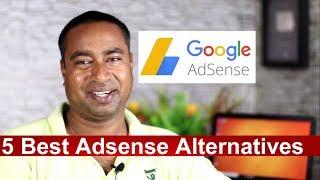 Download 5 Best Google Adsense Alternatives in 2018 ! Video