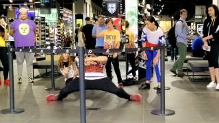 Download Amazing break dance moves JD oxford street London Video
