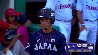 Download Japan v Panama - Super Round - U-15 Baseball World Cup 2018 Video