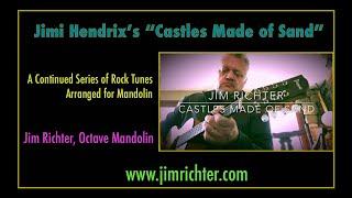 Download Castles Made of Sand (Hendrix): Jim Richter, octave mandolin Video