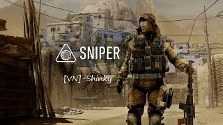 Download WarfaceNA - [VN]-Shinky - Cheytac M200 - Hunt Video