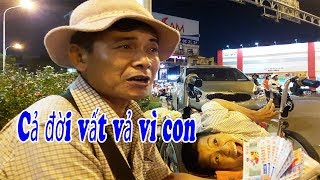 Download Thăm lại và tặng quà Việt kiều cho người cha tội nghiệp đẩy con gái bại liệt bán vé số dạo - Guufood Video