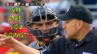 Download Umpires Charging The Mound Video