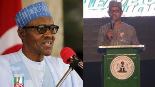 Download PRESIDENT BUHARI SPEAKS OUT ! NO BODY REPLACE MY BODY WITH ANY BODY AND AM READY FOR 2019 ELECTION Video
