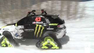 Download DC SHOES: KEN BLOCK'S TRAX STI CAR Video