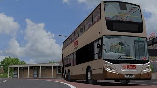 Download Omsi 2: Taking a KMB Enviro 500 around Yorkshire Video