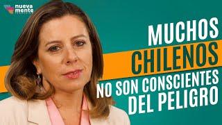 Download Teresa Marinovic: Muchos chilenos no son conscientes del peligro Video