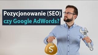 Download Pozycjonowanie SEO czy Google AdWords MrOptim #10 Video