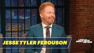 Download Jesse Tyler Ferguson Was a Business-Savvy Babysitter Video