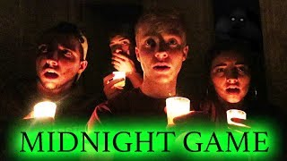 Download THE MIDNIGHT GAME // 3 AM CHALLENGE (paranormal) Video