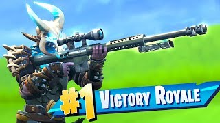 Download The New Heavy Sniper Rifle Gameplay in Fortnite.. Video