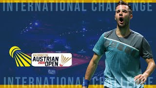 Download AUSTRIAN Open 2020 (Court 2) SF Video