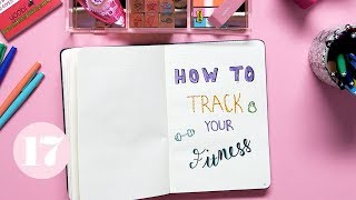 Download How To Track Your Fitness in Your Bullet Journal | Plan With Me Video