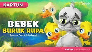 Download Bebek Buruk Rupa - Kartun Anak Cerita2 Dongeng Anak Bahasa Indonesia - Cerita Untuk Anak Anak Video