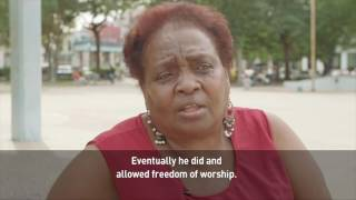 Download Cubans react to the death of a Revolutionary Video