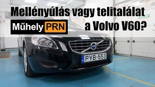 Download MűhelyPRN 11.: Mellényúlás vagy telitalálat a Volvo V60? Video