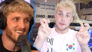 Download Logan Paul Breaks Silence On Break Up & Jake Paul Blasts KSI Over Rematch Rules Video