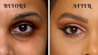 Download HOW TO COVER DARK CIRCLES AND PIGMENTATION | INDIAN/ TAN SKIN Video
